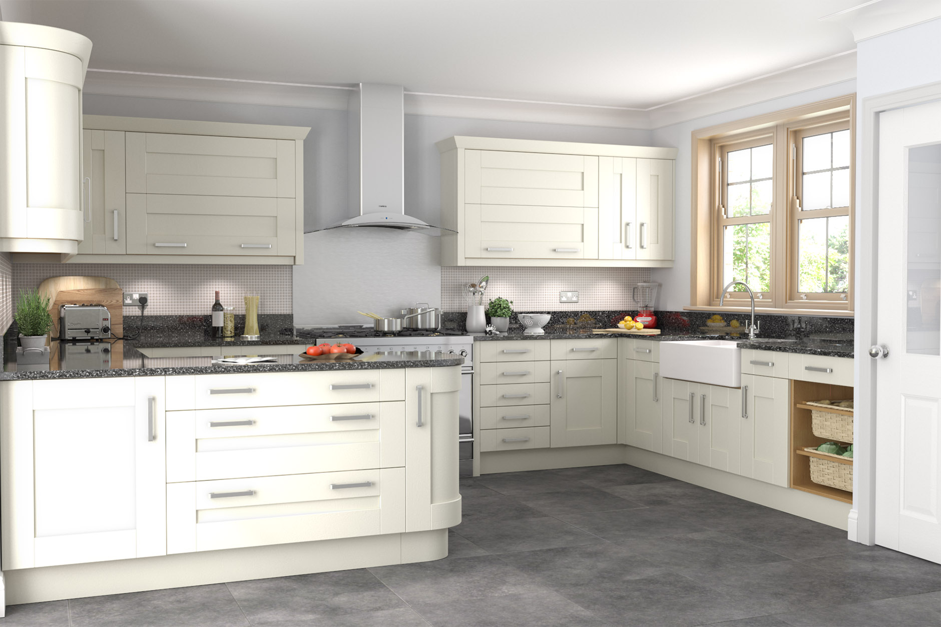 Home   Pure Kitchens